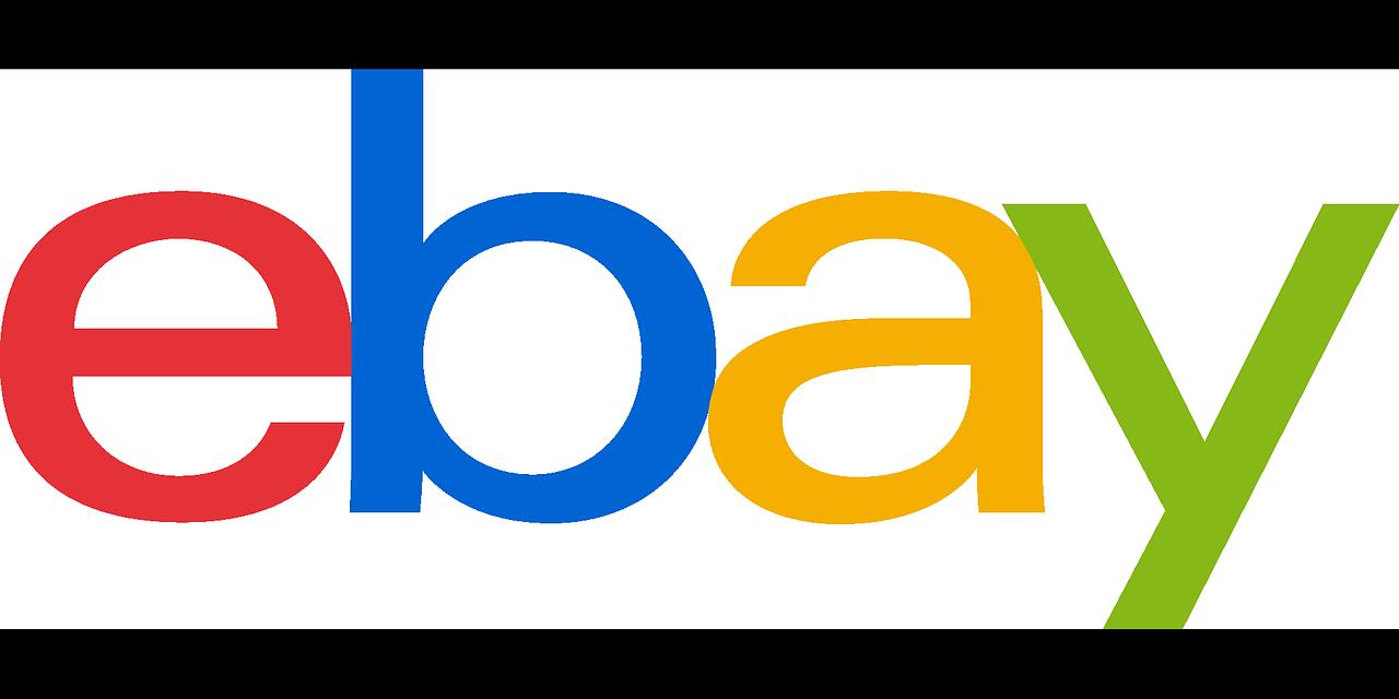 ebay, logo, brand